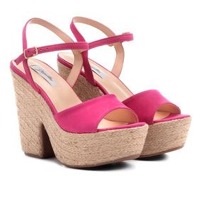 24e7012595 Plataformas E Tamancos Pink Ou Com Detalhes Pink - Sapatos no ...