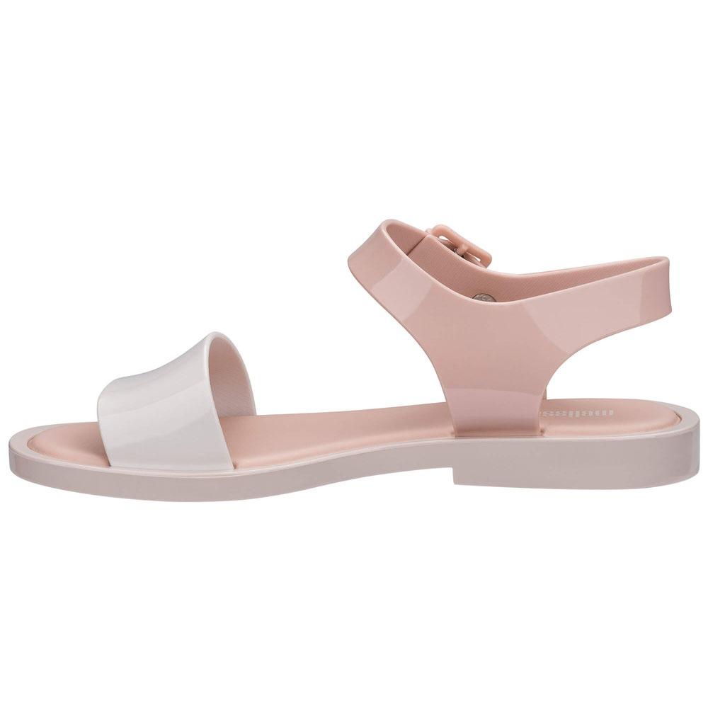 12944058d3 sandália melissa mar sandal bege   branca   rosa. Carregando zoom.
