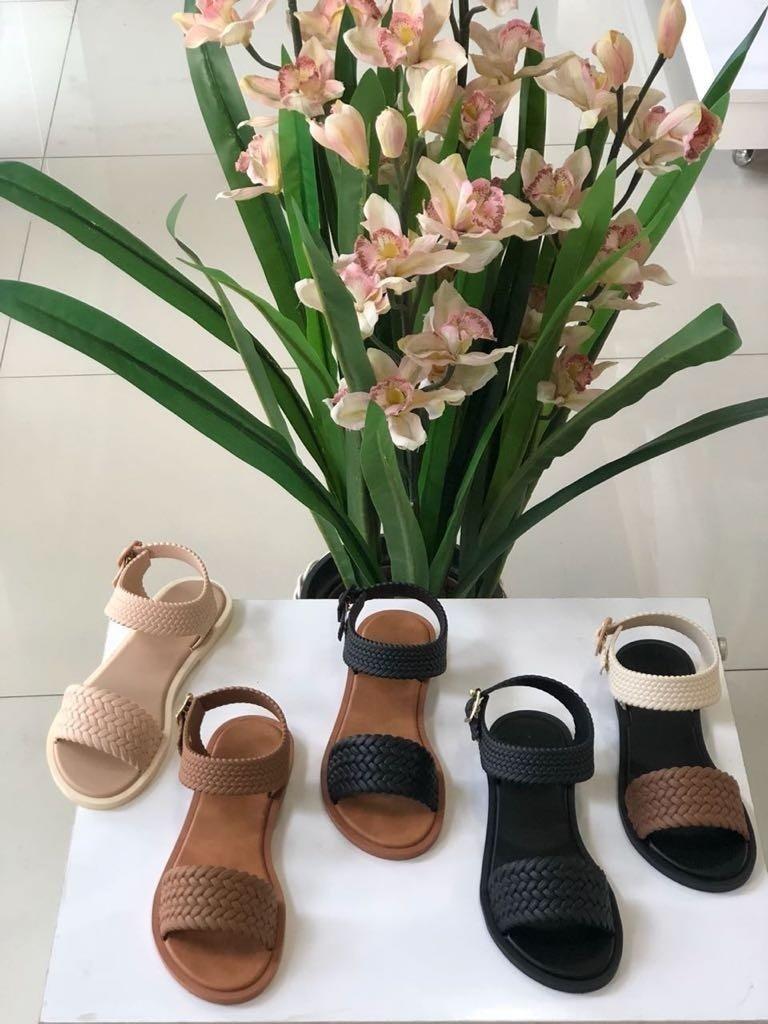 0a7891f52 sandalia melissa mar sandal + salinas. Carregando zoom.