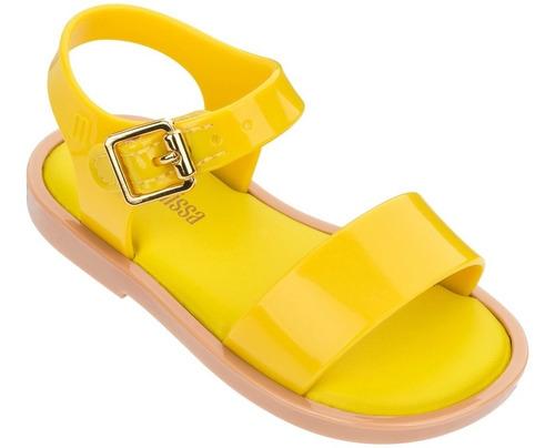 sandália mini melissa mar sandal iv