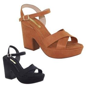 81f1c72cf3 Tamanco Feminino Meia Pata Bordado Moleca 5292218 - Sapatos no ...