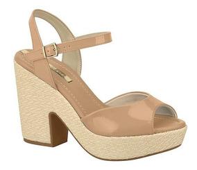 fb73af61c Moleka - Sapatos para Feminino Bege com o Melhores Preços no Mercado ...