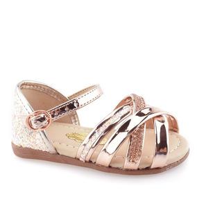 2a4742eab Sandalia Rasteira Glitter Sandalias - Sapatos no Mercado Livre Brasil