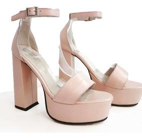 Zapatos De En Sandalias Rosas Asos Mujer Flecos Verano Plataformas c3FK1JuTl