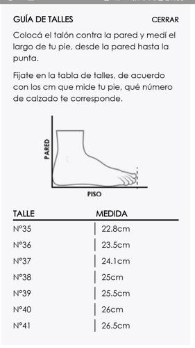 sandalia mujer lady stork luna elastizada liviana anatómica