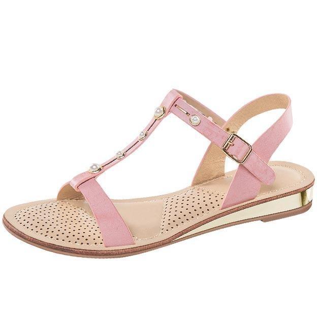 Pink 00 Sandalia Libre Marca Mod Mercado Rosa500 Mujer 1026 En xhdsQtrC