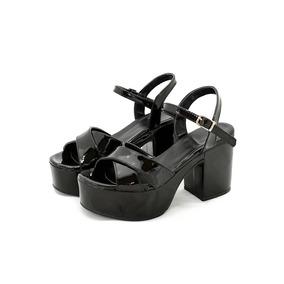 Zara Zapatos Plataformas Numero Y Sandalias Plateadas 37 nwOP8k0