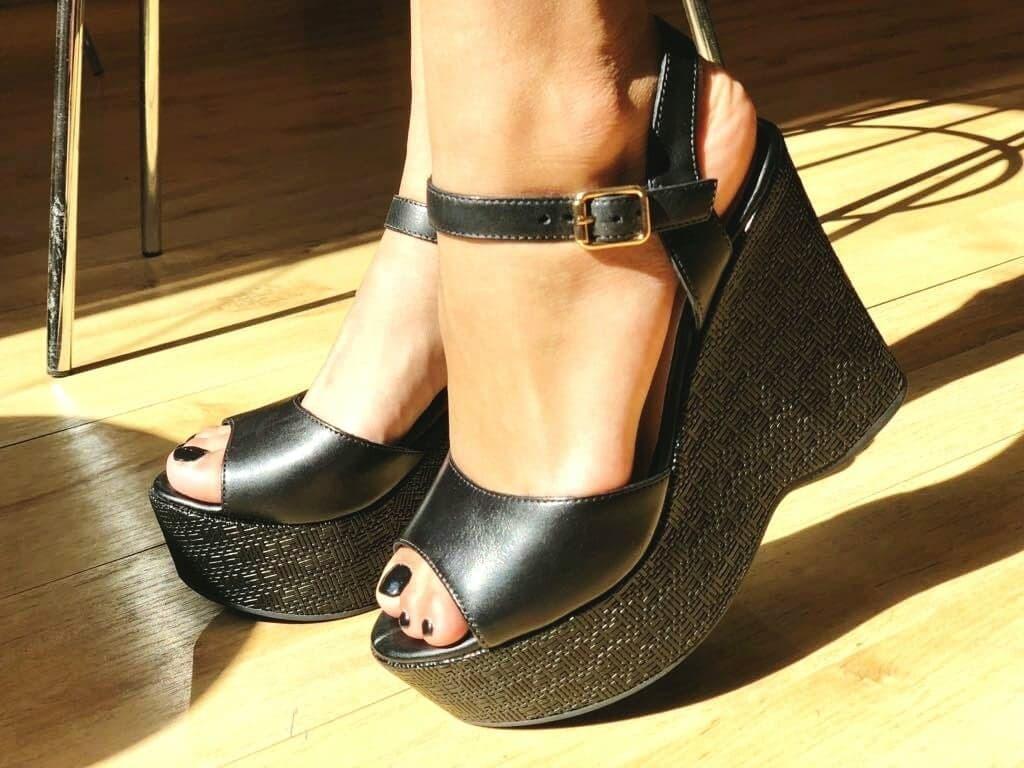 751575a9794 sandalia mujer plataforma importadas taco chino. Cargando zoom.