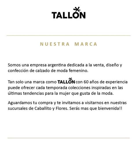 sandalia mujer plataforma piccadilly  art. 474001-1  tallon