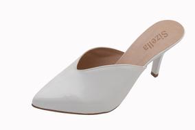e1a5578fde Scarpin Transparente Arezzo Mules - Sapatos para Feminino Amarelo no  Mercado Livre Brasil
