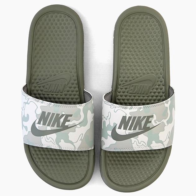 Sandalia Nike Benassi Jdi Printed Original Nuevo Para Hombre