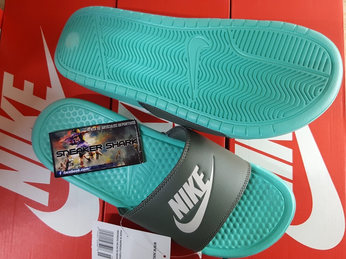 5b958b994e Sandalia Nike Benassi Just Do It Aurora Envio Gratis -   650.00 en ...