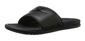 Benassi Do Para Nike Sandalia Just It Slide HombreNegra UzMVSp