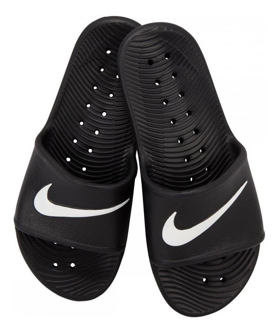 Shower 832528 Blanco Negro Caballero Nike 001 Kawa Sandalia vO0Py8Nwmn