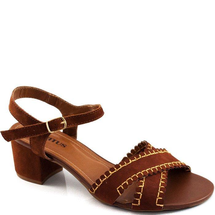 baba8439ab924 Sandalia Nobuck Sapato Show 1854 - R$ 229,90 em Mercado Livre