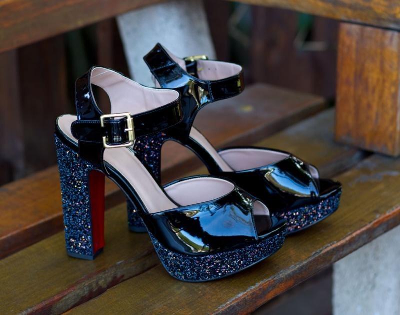 720a2b2ec4 sandália numeração especial dm extra dme189444 verniz pr. Carregando zoom.