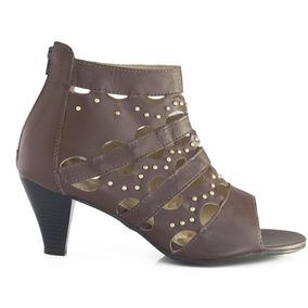 6f1bad978e Sapatos Da Milli - Sapatos Marrom no Mercado Livre Brasil