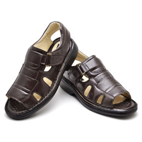 c0bc896d5 Sapatos Ortopedicos Para Idosos Antiderrapante - Sapatos com o Melhores  Preços no Mercado Livre Brasil