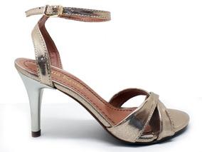 eb5c713ddd Sapato Festa Ouro Velho - Sapatos para Feminino no Mercado Livre Brasil