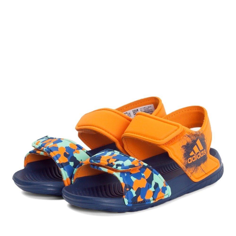 dc3683b4cac sandália papete adidas altaswim i infantil. Carregando zoom.