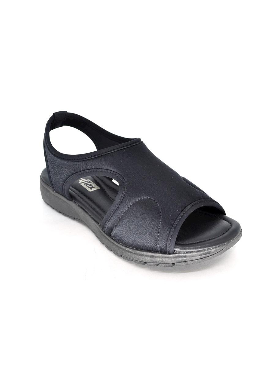 6b40b1cb0 Sandalia Papete Lycra Confort Flex 1751405 - R$ 119,99 em Mercado Livre