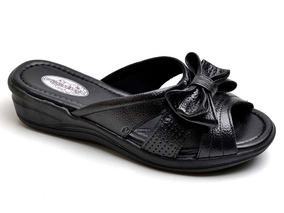 0722e6e65 Sandalias Ortopédicas - 70% De Feminino Usaflex - Sapatos no Mercado ...