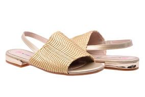 Mercado 2013 En Tacones Zapatos Plateados Erez Sandalias Ocre Rj34AL5