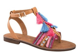 6681cf16 Price Shoes - Sandalias y Ojotas Naranja oscuro en Mercado Libre México