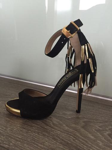 sandália para raio