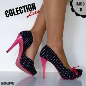 94f054cc4d Sapatos De Salto Alto Poa - Sapatos no Mercado Livre Brasil