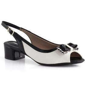4834393494 Tamanco Salto Grosso Feminino Piccadilly - Sapatos no Mercado Livre ...