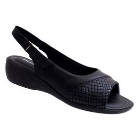 48d023ab12 Sandalias Femininas Piccadilly - Sapatos para Feminino Preto em Rio Grande  do Sul no Mercado Livre Brasil