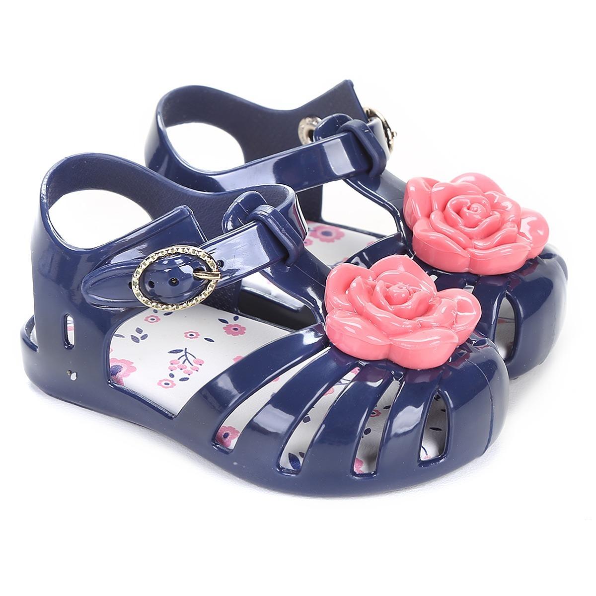 306e332bb sandália pimpolho colorê flor rosa- tamanho 18 - meninas. Carregando zoom.