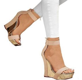 6021f0a2b Sapato Feminino Novo Stravazza Promoção Plataforma - Calçados ...