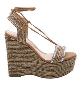 350c6f9b5 Exclusiva Sandalia Schutz Laranja Tam - Sapatos com o Melhores ...