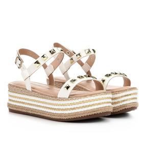 a663d9a7c8 Sandália Plataforma Dakota Feminino - Sapatos no Mercado Livre Brasil