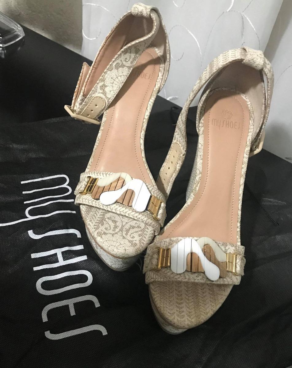 FemMy Sandália Tam Shoes Edição Especial 35 Plataforma D9WEHIe2Y