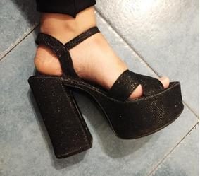 5f23f7fc7a Zapatos Fiesta Mujer Via Urbana - Ropa y Accesorios en Mercado Libre ...