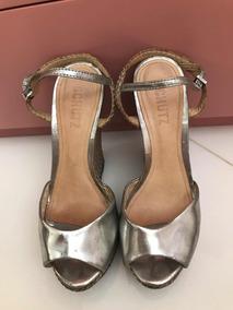 44c389252 Scarpin Prata Schutz - Calçados, Roupas e Bolsas com o Melhores ...