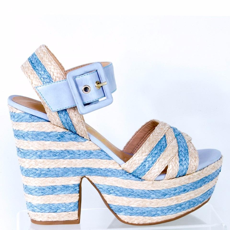 3667fa89ce sandália plataforma tamanho 38 barata com frete grátis! Carregando zoom.