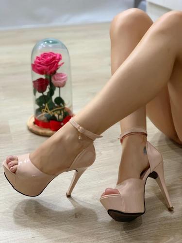 sandalia plataforma zapato