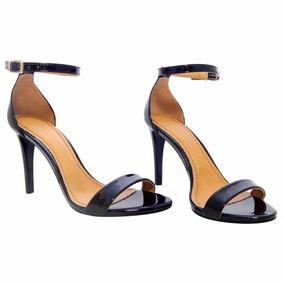 245230fb92 Sandalia Salto Fino Tornozelo - Sapatos no Mercado Livre Brasil