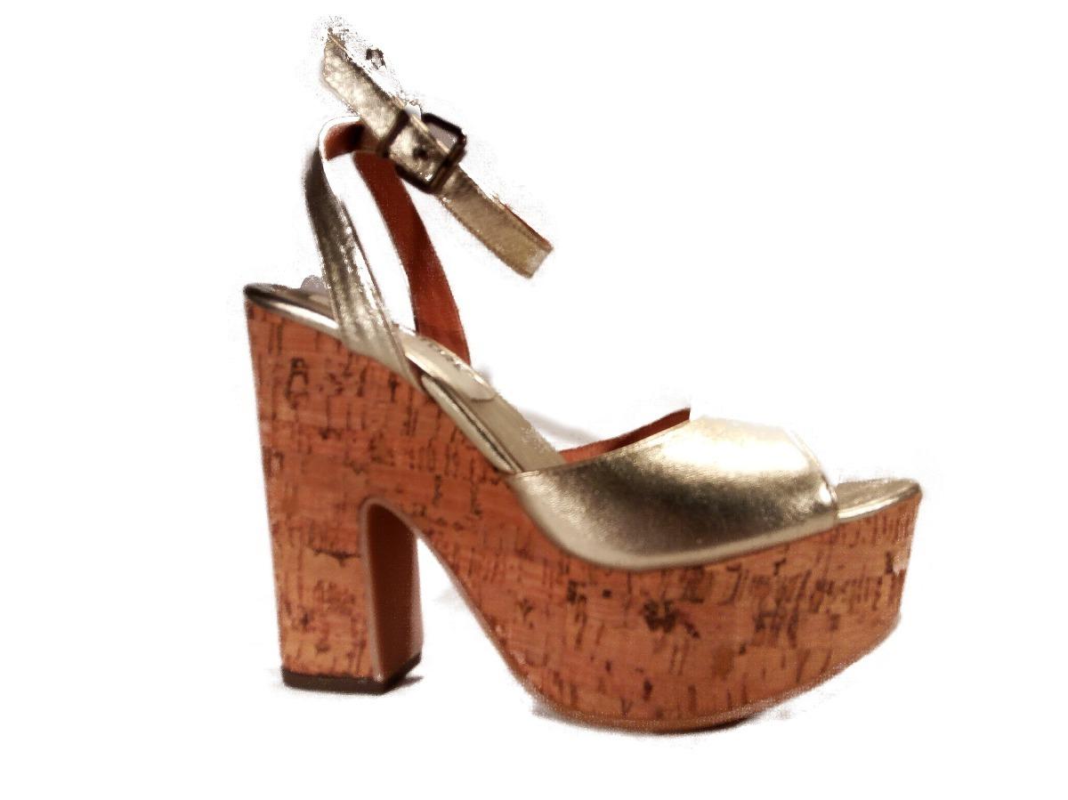 Par 40 Plataforma Mujer Pulsera Ultimo Sandalia Shoestore wOuTPkXilZ