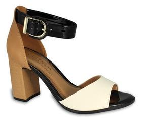 567e9e08b Sandalia Ramarim Colecao 2018 - Sapatos para Feminino com o Melhores ...