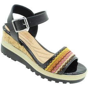 541bb8bad Sandalias Femininas Passarela Calçados Feminino Ramarim - Sapatos ...