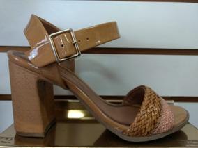 4b983363a Sandalia Caramelo Ramarim - Sapatos com o Melhores Preços no Mercado Livre  Brasil