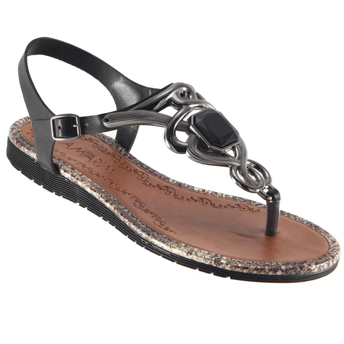22ac39699 sandália ramarim feminina rasteira salomé 1721202. Carregando zoom.