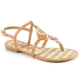 9e7000dae Sandalia Caramelo Ramarim - Sapatos com o Melhores Preços no Mercado ...