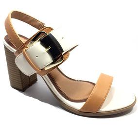 0edd5d7535 Xoxota De Ouro Sapatos Sociais Feminino Sandalias Ramarim - Sapatos ...