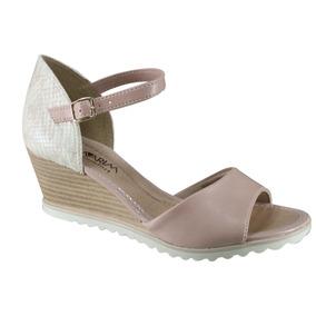 57e3444eb5 Sandália Da Ramarim Total Comfort Anabela - Sapatos no Mercado Livre ...